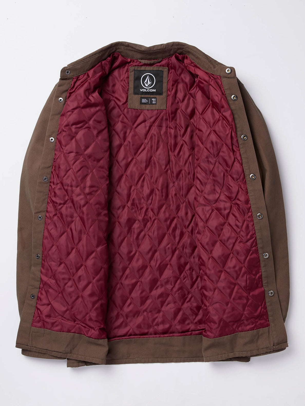 Larkin Jacket - Major Brown (A1631901_MBR) [4]