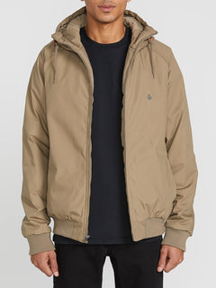 Hernan 5K Jacket - Black (A1731900_BNL) [1]