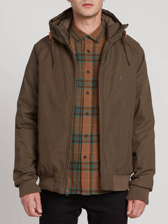 Hernan 5K Jacket - Major Brown (A1731900_MBR) [1]