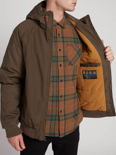 Hernan 5K Jacket - Major Brown (A1731900_MBR) [2]