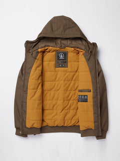 Hernan 5K Jacket - Major Brown (A1731900_MBR) [3]