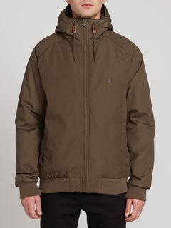 Hernan 5K Jacket - Major Brown (A1731900_MBR) [F]