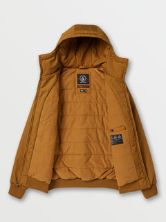 HERNAN 5K JACKET - GOLDEN BROWN (A1732010_GBN) [10]