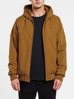 HERNAN 5K JACKET - GOLDEN BROWN (A1732010_GBN) [1]