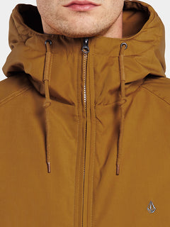 HERNAN 5K JACKET - GOLDEN BROWN (A1732010_GBN) [3]