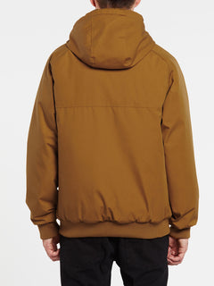 HERNAN 5K JACKET - GOLDEN BROWN (A1732010_GBN) [B]