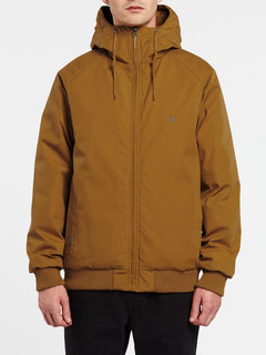 HERNAN 5K JACKET - GOLDEN BROWN (A1732010_GBN) [F]