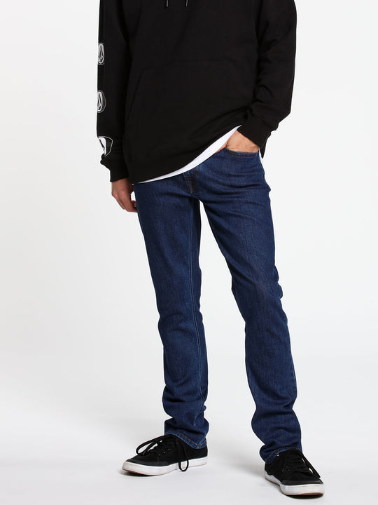 Vorta Slim Fit Jeans - Authentic Dark Stone (A1931501_ADS) [1]