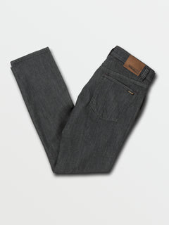 Vorta Slim Fit Jeans - Dark Grey (A1931501_DGR) [B]