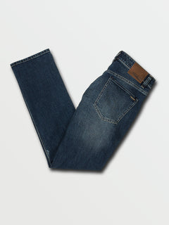 Vorta Slim Fit Jeans - Medium Blue Wash (A1931501_MBW) [B]