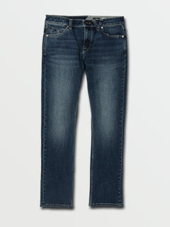 Vorta Slim Fit Jeans - Medium Blue Wash (A1931501_MBW) [F]