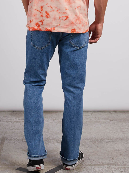 Vorta Slim Fit Jeans - Stone Blue