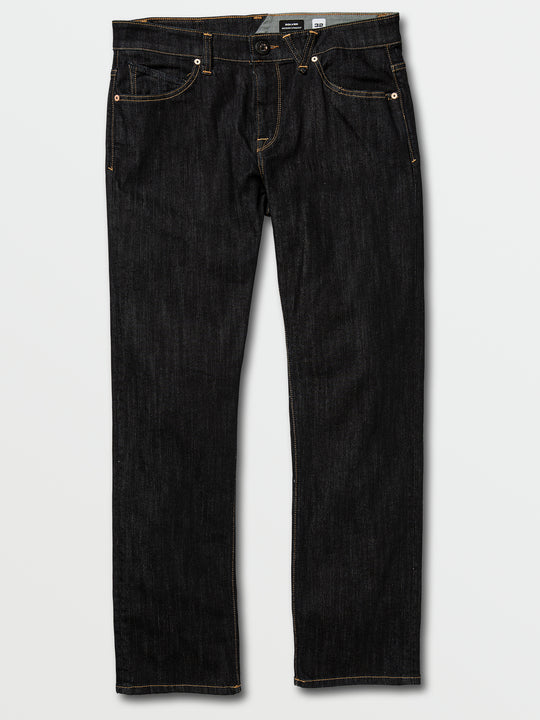 Solver Modern Fit Jeans In Rinse, Front View