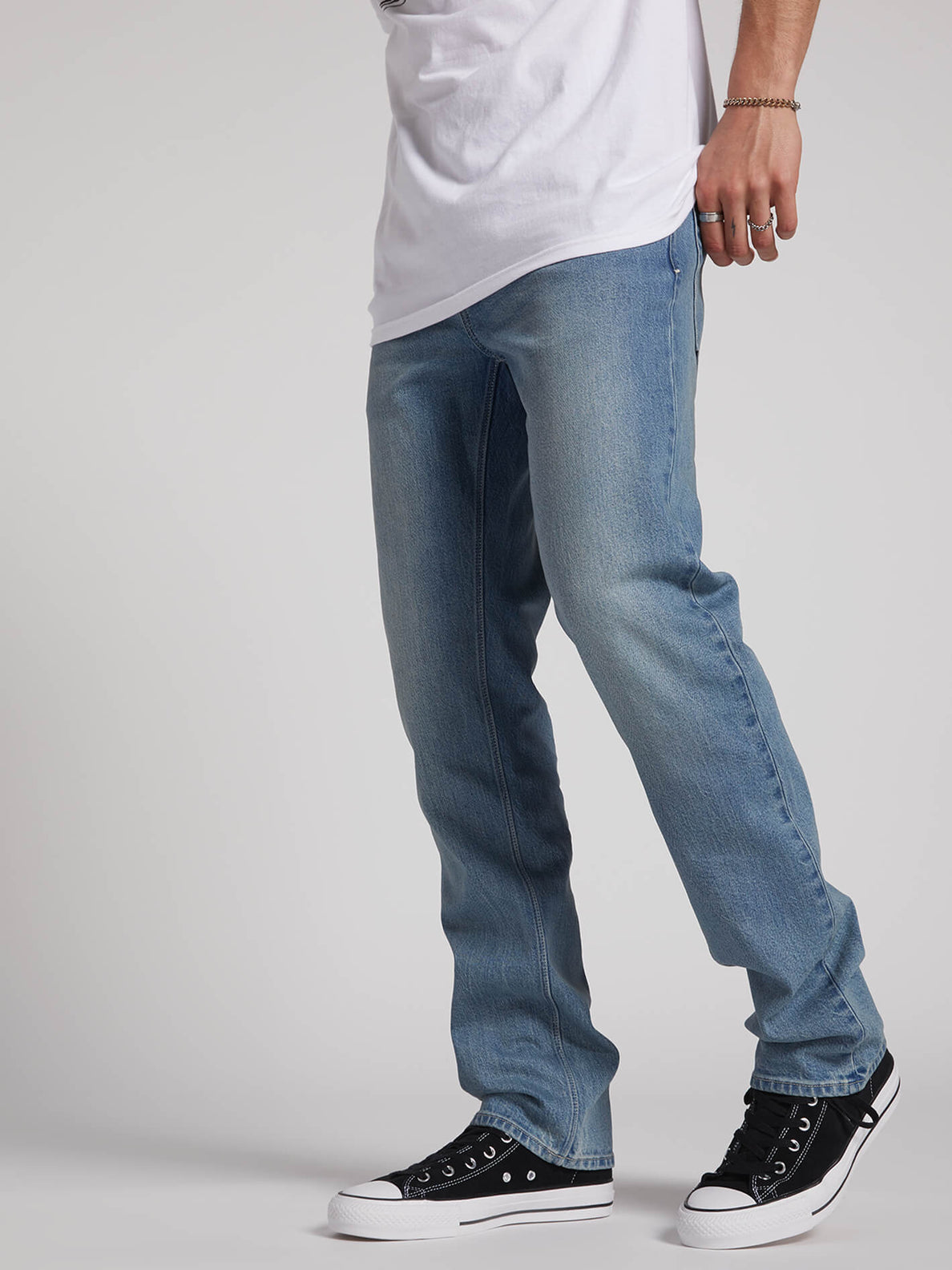 Solver Modern Fit Jeans - Wide Goods Light (A1931503_WGL) [5]