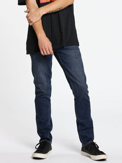 2X4 Skinny Fit Jeans - Medium Blue Wash (A1931510_MBW) [1]