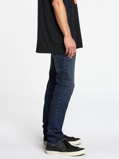 2X4 Skinny Fit Jeans - Medium Blue Wash (A1931510_MBW) [3]