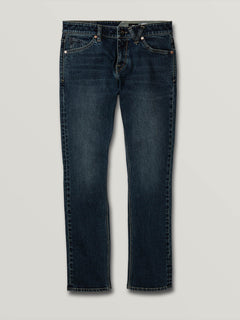 2X4 Skinny Fit Jeans - Medium Blue Wash (A1931510_MBW) [F]