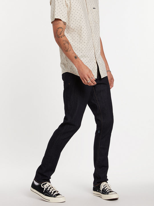 2X4 Skinny Fit Jeans - Rinse (A1931510_RNS) [06]