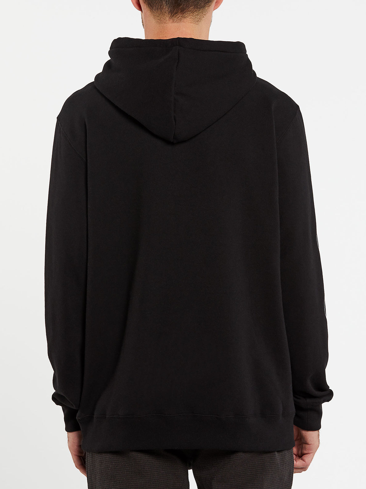 Stone Stack Pullover - Black (A4132005_BLK) [B]