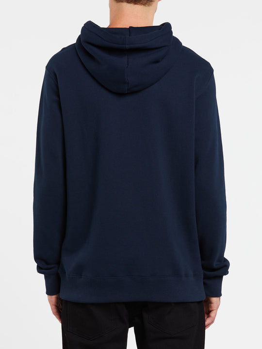 Single Stone Pullover - Navy (A4132010_NVY) [B]