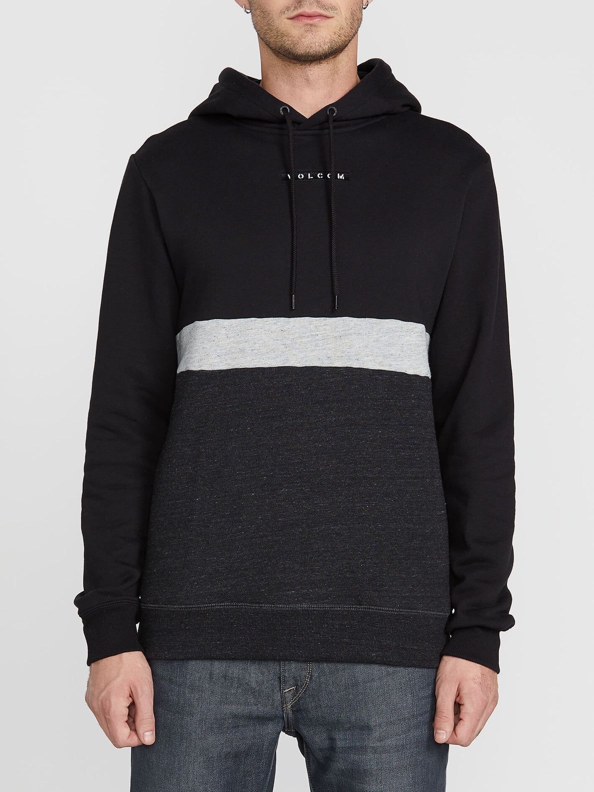 Single Stone Division Pullover - Smokey Blue (A4141907_BLK) [F]