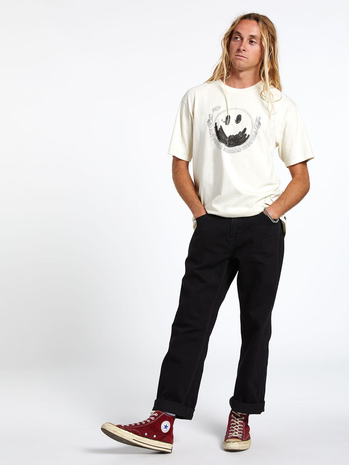 FAKE SMILE S/S TEE (A4312003_OFW) [16]