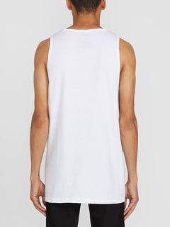 CLOCK WORKER TANK (A4512000_WHT) [B]