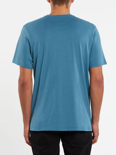 Deadly Stones Short Sleeve Tee - Horizon Blue