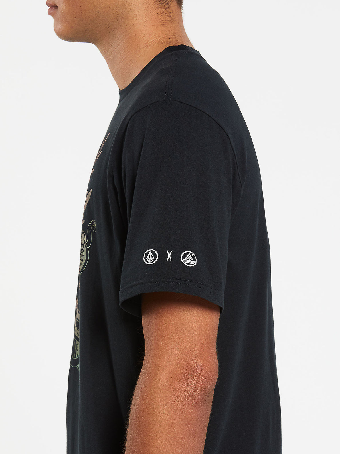 PangeaSeed Short Sleeve Tee - Black (A5032007_BLK) [1]