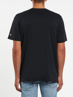 PangeaSeed Short Sleeve Tee - Black (A5032007_BLK) [B]
