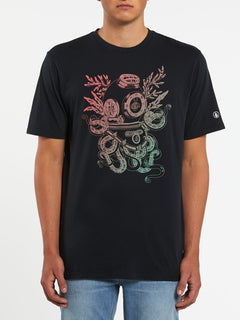 PangeaSeed Short Sleeve Tee - Black (A5032007_BLK) [F]