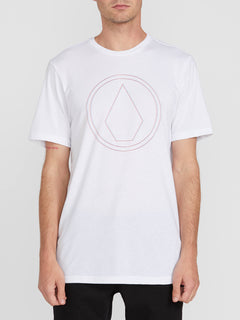 OFF PIN S/S TEE (A5712000_WHT) [F]