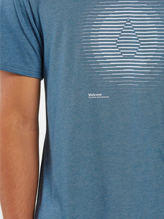 Trepid Short Sleeve Tee - Horizon Blue (A5732002_HZN) [1]