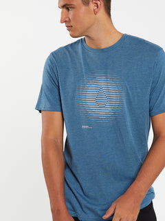 Trepid Short Sleeve Tee - Horizon Blue (A5732002_HZN) [2]