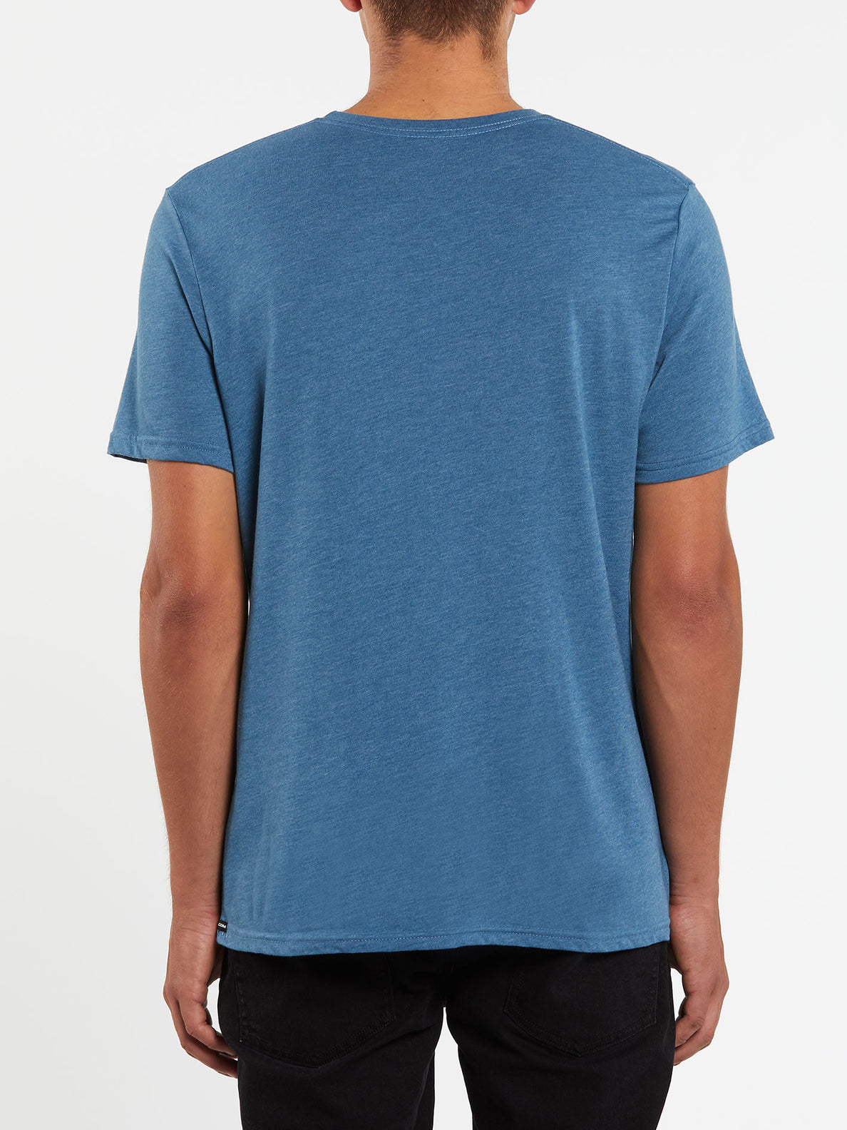 Trepid Short Sleeve Tee - Horizon Blue (A5732002_HZN) [B]