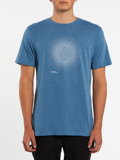 Trepid Short Sleeve Tee - Horizon Blue (A5732002_HZN) [F]