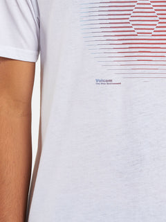 Trepid Short Sleeve Tee - White (A5732002_WHT) [1]
