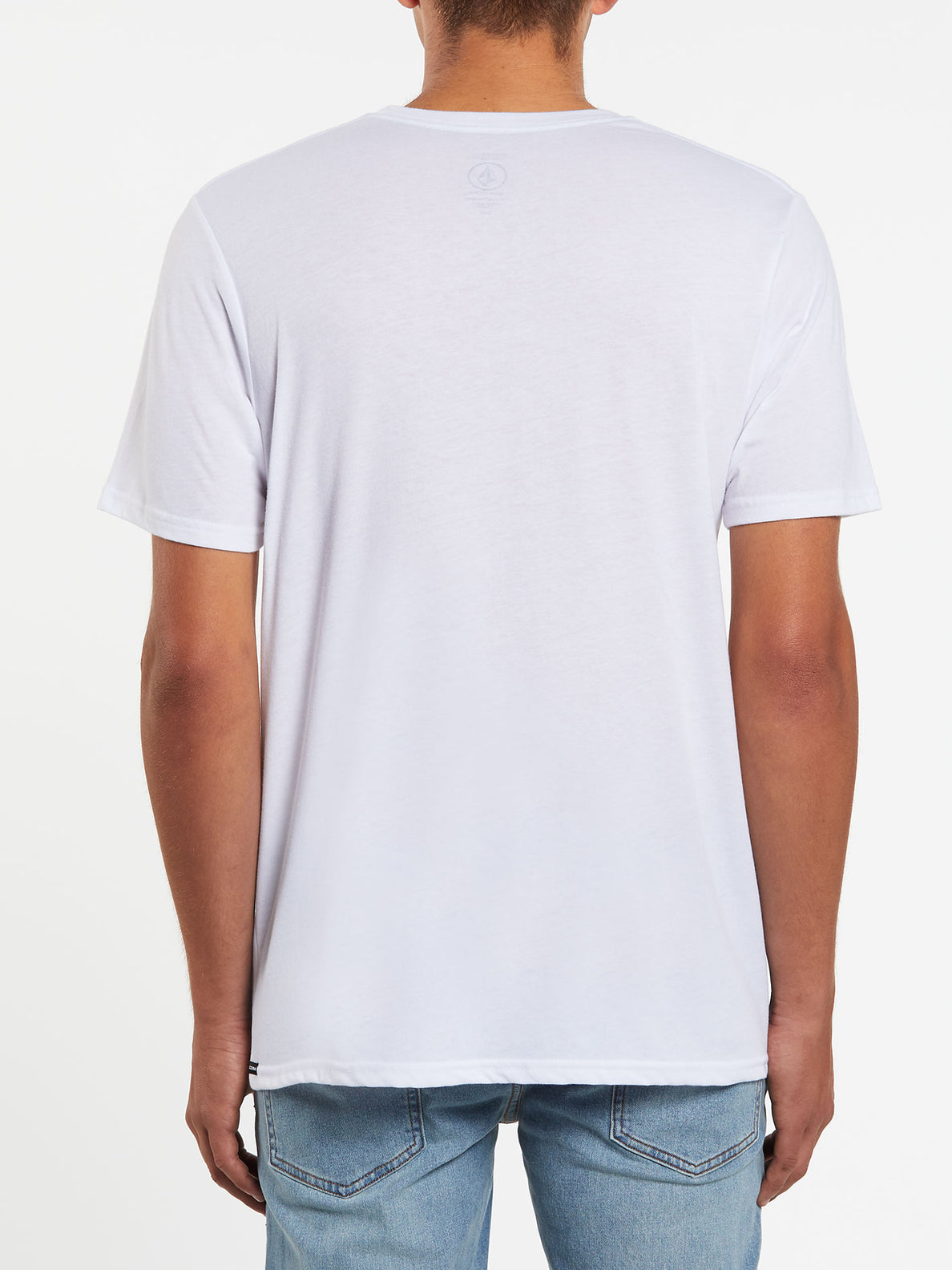 Trepid Short Sleeve Tee - White (A5732002_WHT) [B]