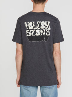 Tomb Short Sleeve Tee - Heather Black (A5741906_HBK) [B]