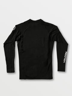 Hotainer Long Sleeve UPF 50 Rashguard - Black (A9312005_BLK) [B]