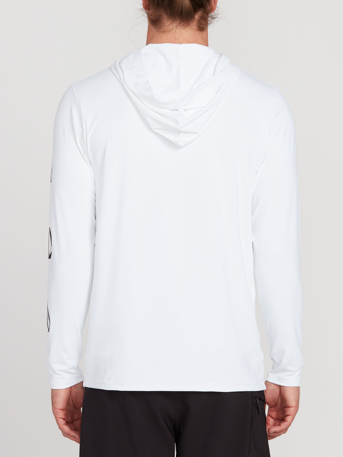 Deadly Stones Hooded Long Sleeve - White (A9312007_WHT) [B]