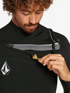 3/2MM CHEST ZIP FULLSUIT - BLACK (A9532000) [11]