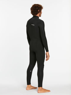 3/2MM CHEST ZIP FULLSUIT - BLACK (A9532000) [2]