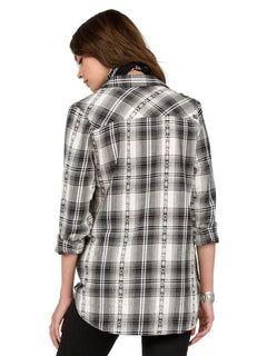 Sano Dayz Long Sleeve Flannel
