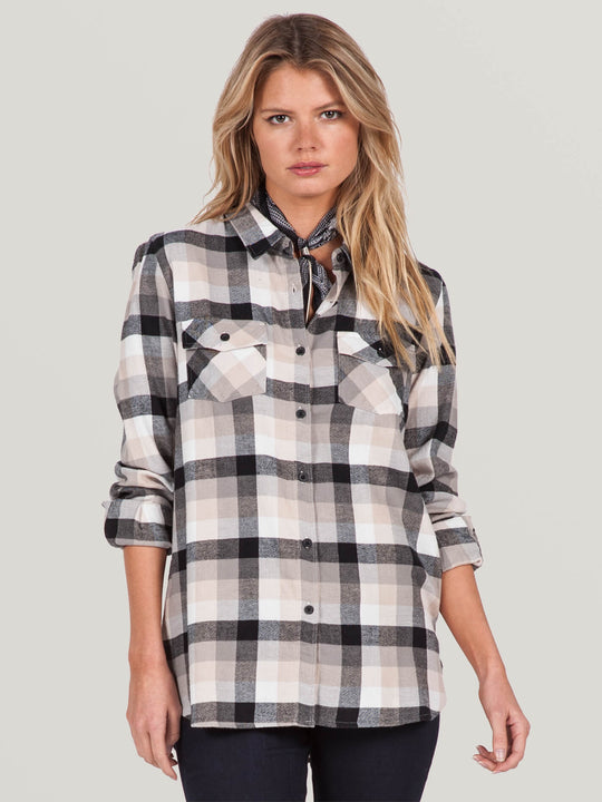Desert High Long Sleeve Flannel
