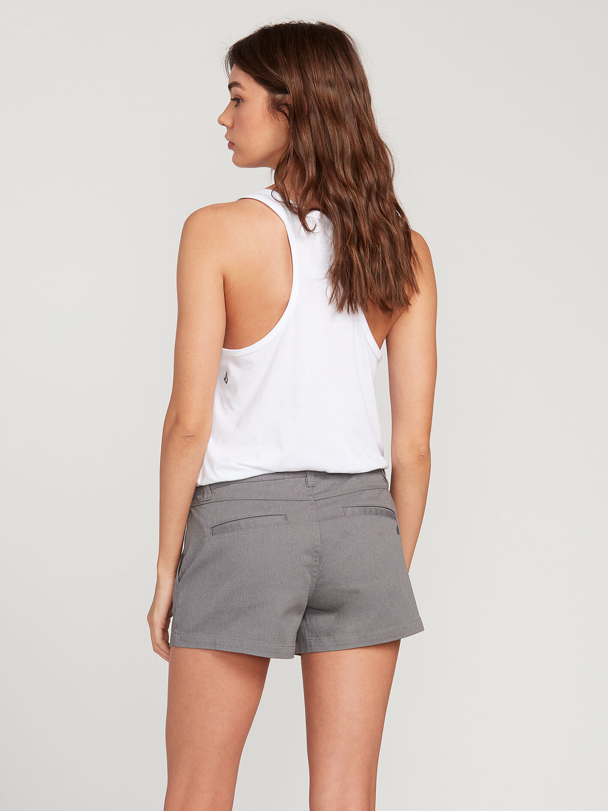 Frochickie Shorts - Heather Grey (B0911800_HGR) [B]