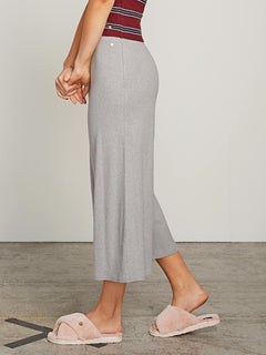 Lived In Lounge Pants In Heather Grey, Alternate View