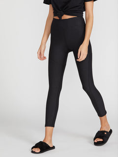 Lived In Lounge Leggings - Black (B1241902_BLK) [1]
