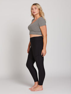 Lived In Lounge Leggings - Black (B1241902_BLK) [23]