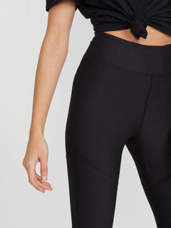 Lived In Lounge Leggings - Black (B1241902_BLK) [2]